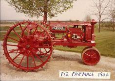 1936 Farmall F12