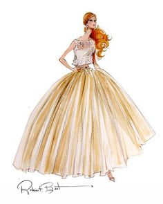 this is the BARBIE on July in my calender- How perfect is she! Her get up- her hair- jadore (yep I have I barbie calender! Illustration Mode, Fashion Illustration Sketches, Fashion Design Sketches, Fashion Drawings, Calendar Girls, Paper Fashion, Fashion Art, Fashion Trends, Dress Sketches