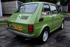 Fiat 126p Fiat 126, Chevy, Van, Historia, Vans, Vans Outfit