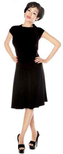 Folter Clothing BRIDGET BOMBSHELL DRESS (X-Large, Solid Black) Folter http://www.amazon.com/dp/B00CTYU4NS/ref=cm_sw_r_pi_dp_DIh8tb125T7VN