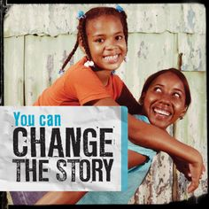 Drew and I sponsor 2 lovely girls through Compassion International. We are helping to alleviate the strain of poverty on their family. You can help someone out too. Check out our story and see who you can help. You can make a difference!