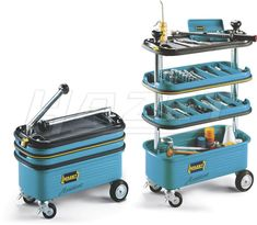 Tool trolley Assistent - HAZET