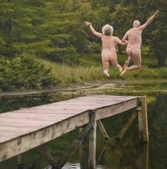 Growing old.How life should feel at any age :) True love I Smile, Make Me Smile, Growing Old Together, Belle Photo, Relationship Goals, Life Goals, Relationships, Marriage Goals, I Laughed