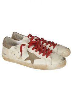GOLDEN GOOSE Golden Goose Superstar Sneakers. #goldengoose #shoes #golden-goose-superstar-sneakers