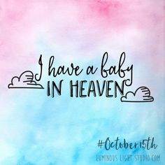 Our baby Shalom is alive & happy with our Lord...Thank You, Yeshua, for that little life & thank You for giving us Your shalom...