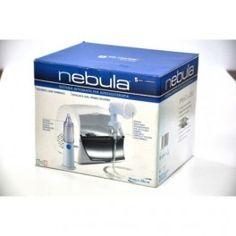 Nebula m 2000 + maschera + rinowash Indicato per le vie aeree superiori e per l'apparatobronco-polmare.  Da 132.92 Euro a soli 79.92 Euro - OCCASIONE