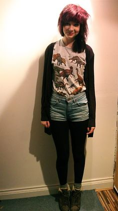 #grunge #hipster #fashion. Dinosaurs not so much, but Star Wars...yes.