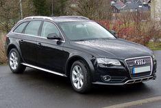 Audi A4 allroad quattro Phantomschwarz - Audi A4 - Wikipedia