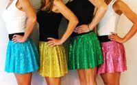 sparkle skirts rock'it!