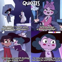 Disney Xd, Disney And Dreamworks, Disney Magic, Starco, Evil Quotes, Queen Eclipsa, Chihiro Y Haku, Cartoon As Anime, Star Wars