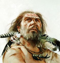 http://io9.com/5949304/when-did-humans-and-neandertals-stop-having-sex Neandertals reached Eurasia first. Our best estimates suggest that they first emerged in that part of the world roughly 230,000 years ago. Humans, on the other hand, made our first appearance in Africa over 200,000 years ago and we didn't start making our way up into the European continent until about 100,000 years ago.