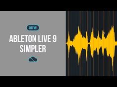 (2) Ableton Live 9 ~ Simpler // RTFM! Tutorial - YouTube Generative Music, Ableton Live, Simple, Tutorials, Youtube, Music Production, Youtubers, Youtube Movies, Wizards