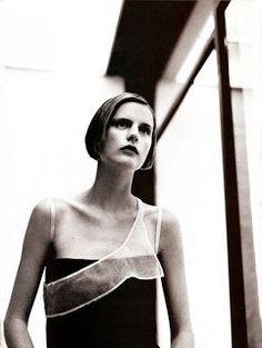 Stella Tennant - Harper's Bazaar March 1997