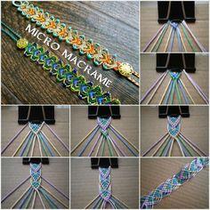 Macrame Bracelet D.I.Y