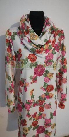 Sklep tkanedziane.pl zaprasza po dresówkę drapaną Folk  #dzianina #samauszylam #sewing #patern #dress #sukienka #topmoda #dresówka #dress #folk Floral Tops, Shirt Dress, Mens Tops, Shirts, Dresses, Women, Fashion, Vestidos, Moda