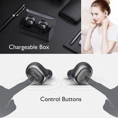Q29 The Gemini Mini Wireless Bluetooth Earphones