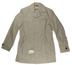 BRUNELLO CUCINELLI BEIGE RAINCOAT-MADE IN ITALY #BRUNELLOCUCINELLI #Rainwear