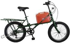 Japans Post Disaster Bicycle, the Rikisya Tank ~ Tokyo By Bike Folding Electric Bike, Folding Bicycle, Fukushima, Bmx, Cycling News, Cargo Bike, Touring Bike, Emergency Response, Japan Design