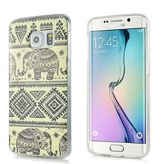 Samsung S6 Edge Case , S6 Edge Case , Galaxy S6 Edge Case Durable Soft TPU Gel Ultra Slim Case Cover Skin for Samsung Galaxy S6 Edge (Elephant) MVP CASE http://www.amazon.com/dp/B00YLEGZ8C/ref=cm_sw_r_pi_dp_KNfEvb0QYNTTD