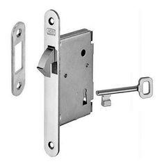 Model 701 Sliding Door Lock By ABG. #Italian #Designer #Hardware #Locks