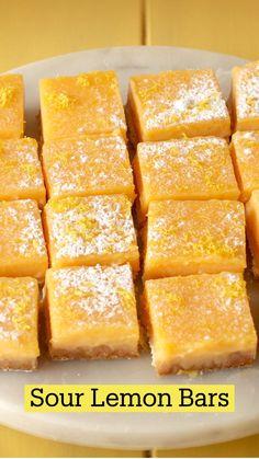 Fun Baking Recipes, Lemon Recipes, Sweet Recipes, Dessert Recipes, Cooking Recipes, Cardamon Recipes, Just Desserts, Delicious Desserts, Yummy Food