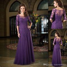 classic-half-sleeves-dark-purple-mother-of