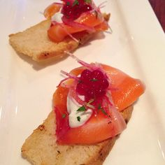 Smoked NZ King Salmon - 12th Avenue Grill