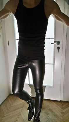 rubber pants tight boys