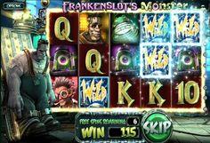 Онлайн автомат Frankenslot's Monster с выводом денег. В этом игровом онлайн автомате вас ждёт потрясающая графика и увлекательный сюжет. Выводите деньги из Frankenslot's Monster и почувствуйте себя одним из героев известной истории о гениальном Франкенштейне.   Особенности игро�