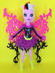 bonita femur monster high dolls freaky fusion hybrid toys
