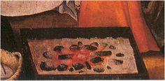 Nacimiento de la Virgen,Vicente Macip,h.1525-31,Museo Catedralicio de Segorbe, Castellón
