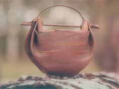 Palm Leaf Water Carrier | by Anua22a