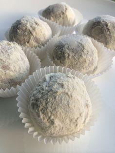 Vanilla Protein Truffles YES!