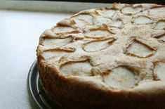 Recipe: Forelle Pear Cake | The Kitchn
