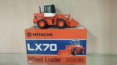 Hitachi LX70 Wheel Loader