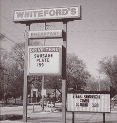 Whiteford's, Clinton, SC.