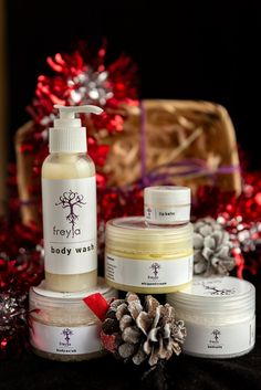 Give a Freyja Hamper for every special occasions. Pick from our range or customise your own Hamper, Body Wash, Lip Balm, Special Occasion, Range, Table Decorations, Handmade, Products, Cookers