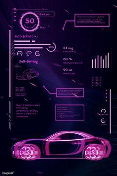 Futuristic Art, Futuristic Technology, Vaporwave, Neon Car, Neon Words, Technology Wallpaper, Modelos 3d, Auto Service, One Punch