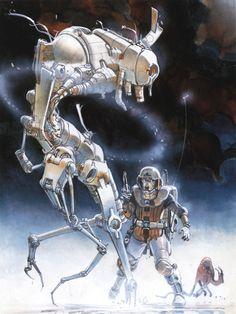 Sci Fi, Robots Robots, Artist, Anime, Sash, Science Fiction, Artists, Cartoon Movies, Anime Music