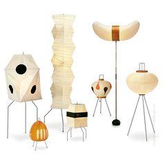 Isamu Noguchi lightning design on iStar Design Blog on www.istardesign.com