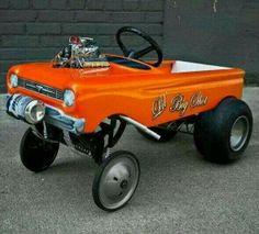 Kids car!
