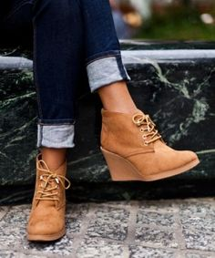 MERONA KADENCE WEDGE ANKLE BOOT, $34.99, AVAILABLE AT TARGET.