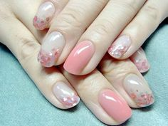 Are you hunting for unique yet pretty spring nails designs? When it comes to stand out in the crowd, every finger counts!! From sideways tipped nails to