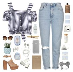 ✗ YOU CAME OUT OF THIN AIR by chanelchinadoll on Polyvore featuring Topshop, Rebecca Minkoff, Case-Mate, Michael Kors, Lord & Berry, Fresh, philosophy, Laura Ashley, Fujifilm and Sugar Paper