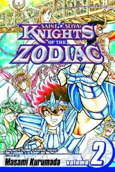 Knights Of The Zodiac (Saint Seiya), Volume 2: Death Match! Pegasus vs. Dragon -Masami Kurumada