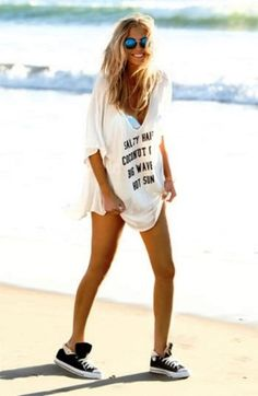Hit the Beach in Style with My Outfit Picks