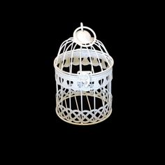 """Jaulas """"mini"""" para decoración de mesas, Centro floral con jaulas pequeñas, Jaulas minis ideales para lotes de regalos originales. Mayorista elementos de decoración de eventos, bodas y floristería"""