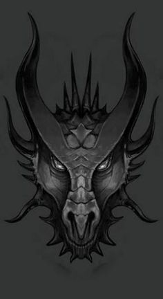 Image result for dragon face front