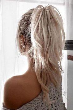 Téli frizurák hosszú hajra Kép2