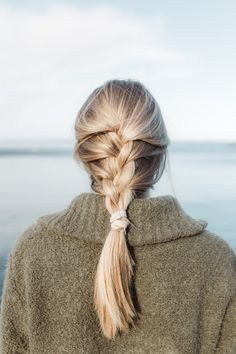 Teen Girl Hairstyles, Summer Hairstyles, Pretty Hairstyles, Country Girl Hairstyles, Unique Hairstyles, Best Hair Ties, Hair Inspiration, Hair Inspo, Hair Dye Colors